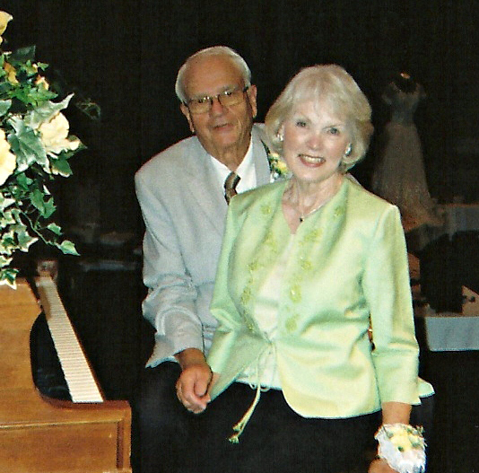 Bill and Elsie Graham- 50th Wedding Anniv