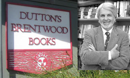 Douglas Dutton of Dutton's Brentwood Books
